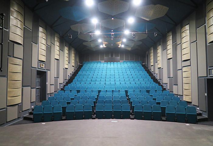 St Annes Theatre upgrade